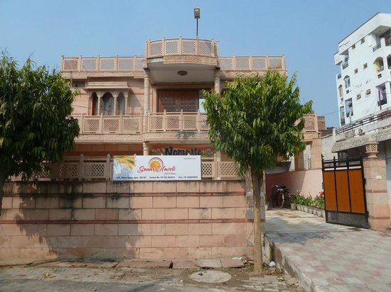 Sonar Haveli: property veiw