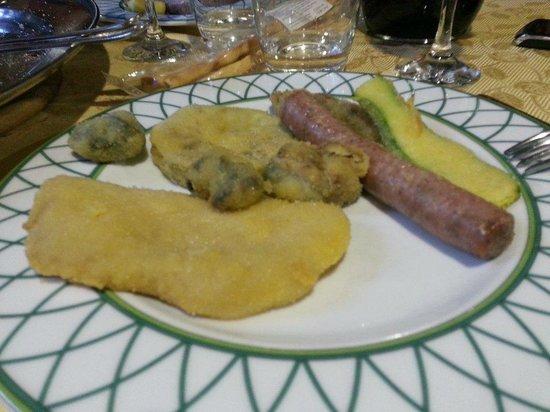 Fritto pesce e rane foto di la cucina piemontese vigone - Cucina piemontese torino ...