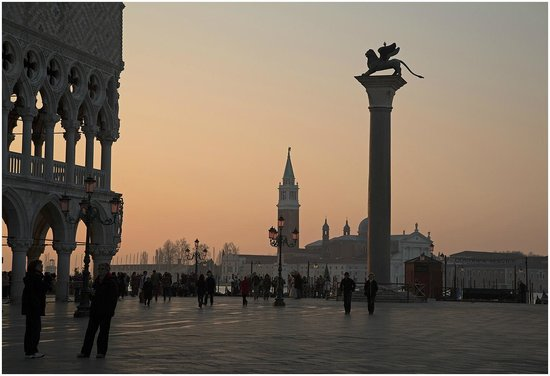 Hotel Ala - Historical Places of Italy: St Marks Square