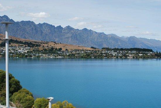 Oaks Club Resort: The view