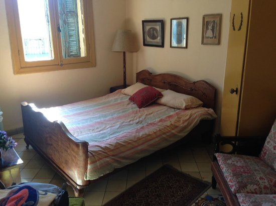 Old Jaffa Hostel: Zimmer Nummer 15 (Class C with Shared Bathroom)