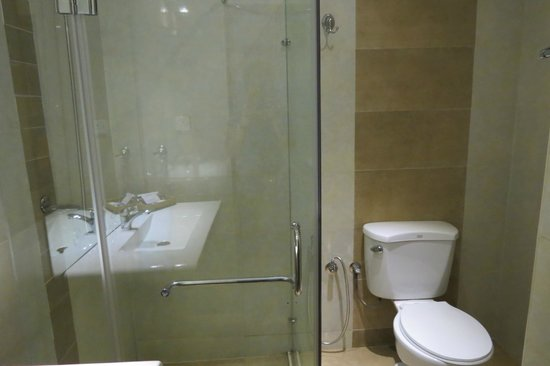 Ramboda Falls Hotel: modern bathroom