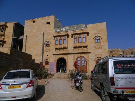 Mystic Jaisalmer Hotel: Mystic Jaisalmer Entrance