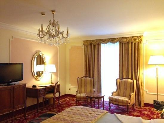 Abano Grand Hotel: junior suite