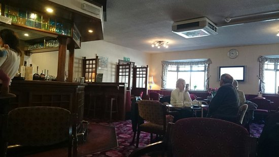 The Lounge at Rolleston Club.