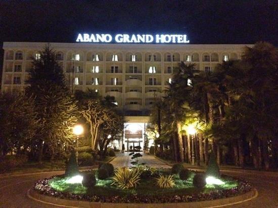 Abano Grand Hotel : esterno