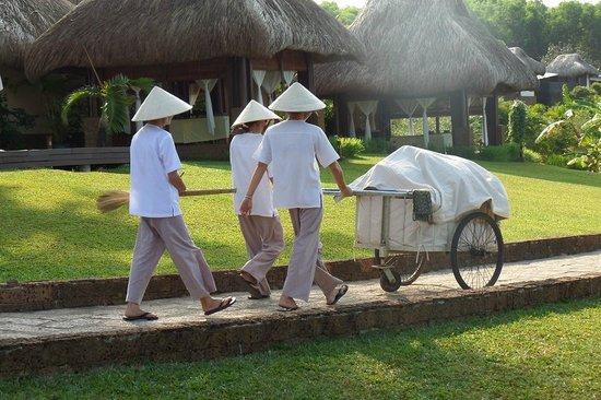 Chen Sea Resort & Spa Phu Quoc : service