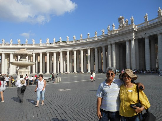 Vatican Guided Tours: V- 5