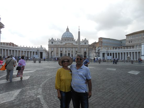 Vatican Guided Tours: full view