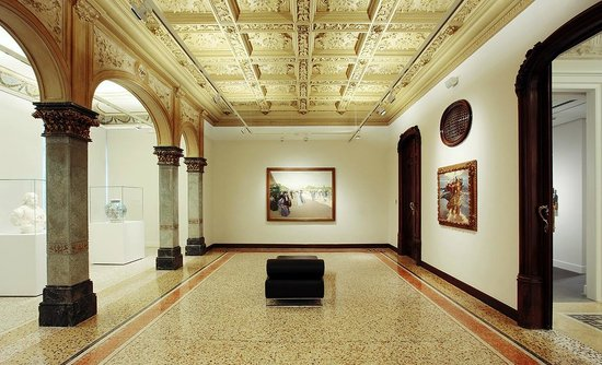 Fundacion Francisco Godia: Noble room