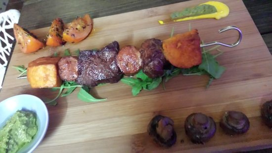 Muse Bar & Dining: Skewer