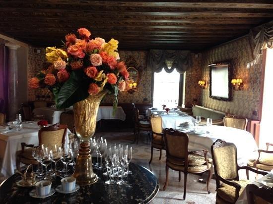 Club del Doge Restaurant: sala ristorante