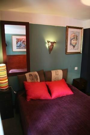 Hotel Eldorado: Une chambre