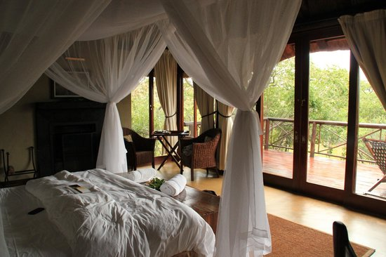 Nungubane Game Lodge : Bedroom