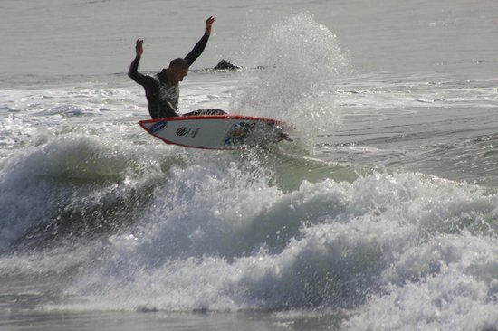 The Escape Surf School: Head Surf Coach Mike Young