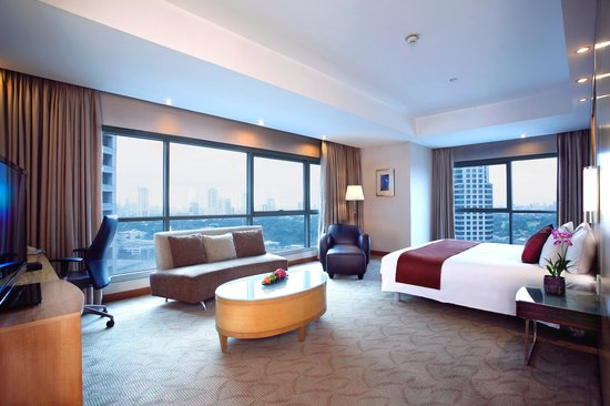 Crowne Plaza Manila Galleria: My room