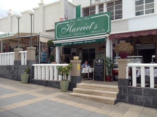 Guayarmina Princess Hotel: Harriets.