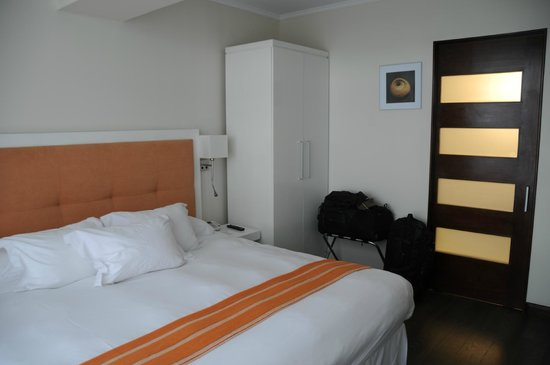 Stannum Boutique Hotel & Spa: Hotel Room