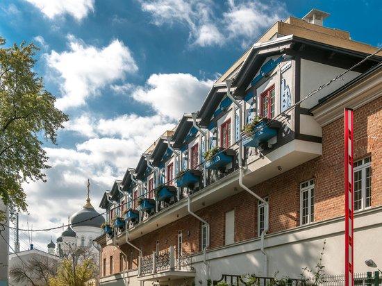 Bronzovy Kaban Avtorsky Hotel
