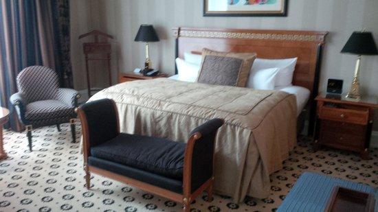 The Ritz-Carlton, Berlin: Schlafbereich Bellevue-Suite