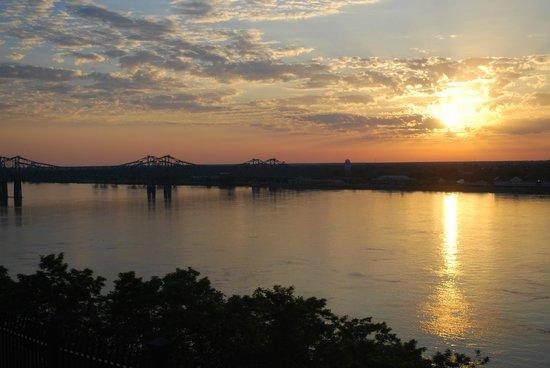 Bluff Park: il Mississippi