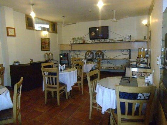 Ahuja Residency DLF Phase 2 : Restaurant