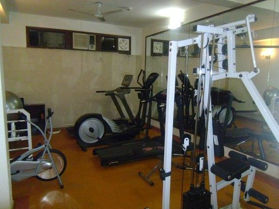 Ahuja Residency DLF Phase 2 : Gym