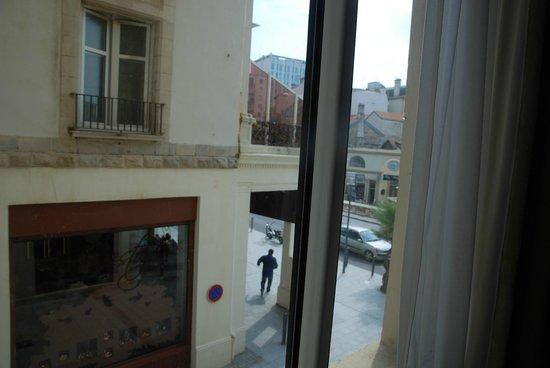 Mercure Biarritz Centre Plaza: Vista dalla stanza