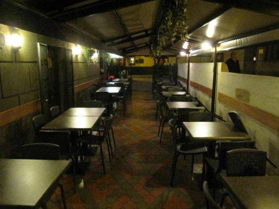 Birreria Barone Rosso: posti all'aperto al coperto