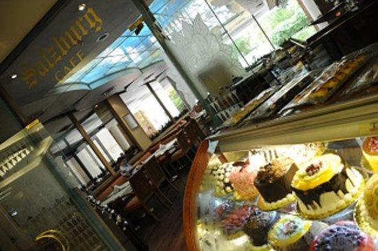 Ege Palas: Salzburg Cafe