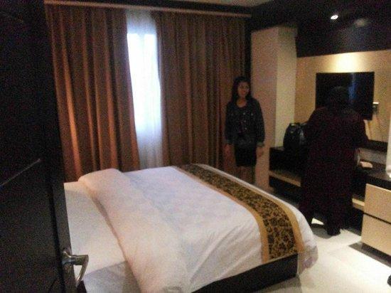 Nagoya Mansion Hotel & Residence: Bedroom 1