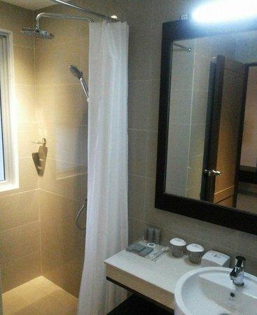 Nagoya Mansion Hotel & Residence: Bathroom 2