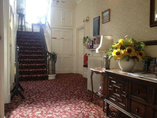 Acorn House Hotel: Reception Hall
