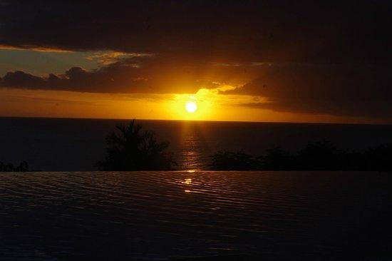 Le Rayon Vert: Le coucher du soleil au Rayon vert