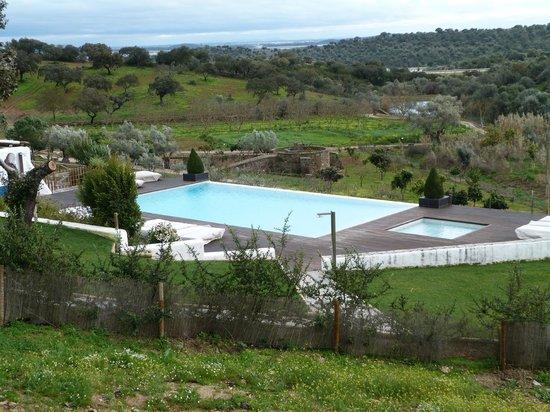 Horta da Moura - Hotel Rural: Piscina