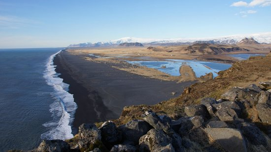 Discover Iceland: nice view