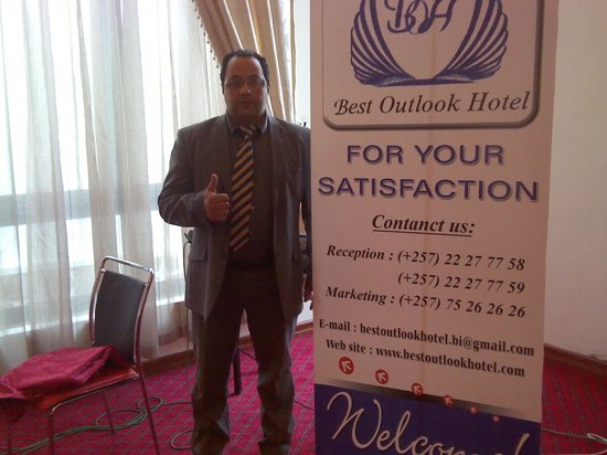 Best Outlook Hotel: For your Satisfaction