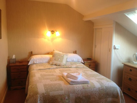 Acorn House Hotel : Double Room