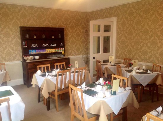 Acorn House Hotel: Breakfast Room