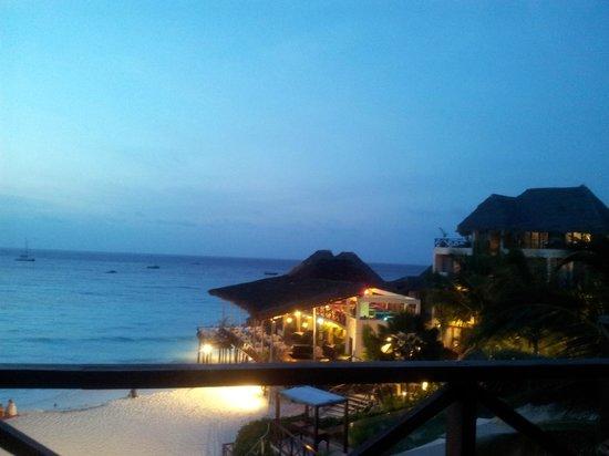 The Z Hotel Zanzibar : View from a balcony