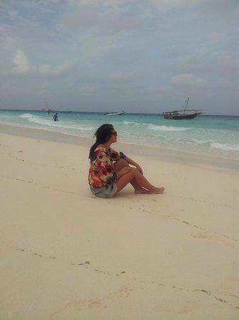 The Z Hotel Zanzibar : me :)