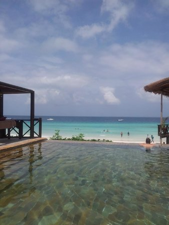 The Z Hotel Zanzibar: Swimming pool
