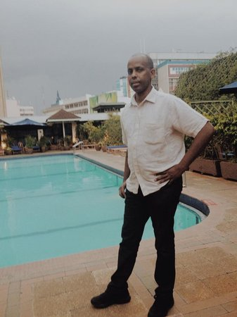 Hilton Nairobi: hotells swimingpool