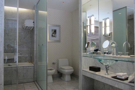Park Hyatt Mendoza : Rm 228 bathroom