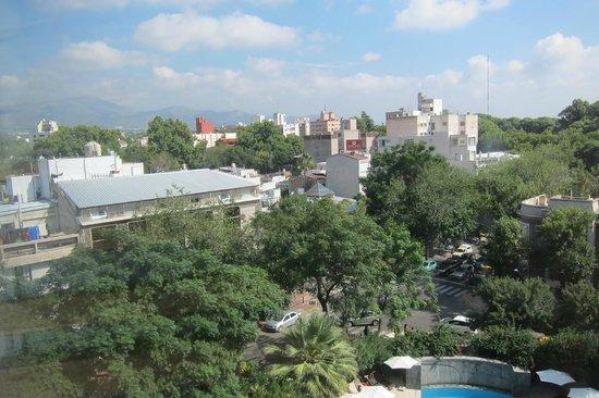 Park Hyatt Mendoza: Rm 531 view
