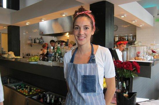 Park Hyatt Mendoza : Chef Vanina Chimeno of Maria Antonieta Resto