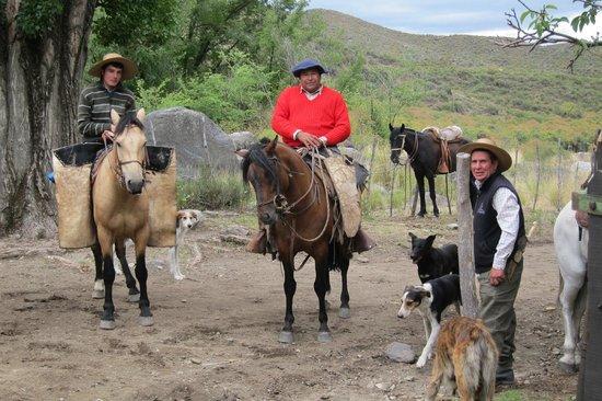 Park Hyatt Mendoza: Gaucho at estancia el puesto