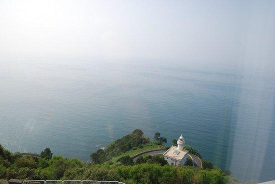 Mercure Monte Igueldo: Panorama dalla stanza