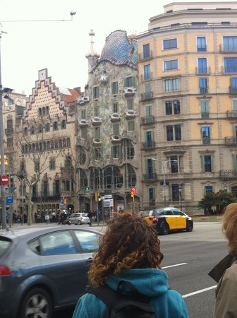 Que Tal: one more Gaudi's