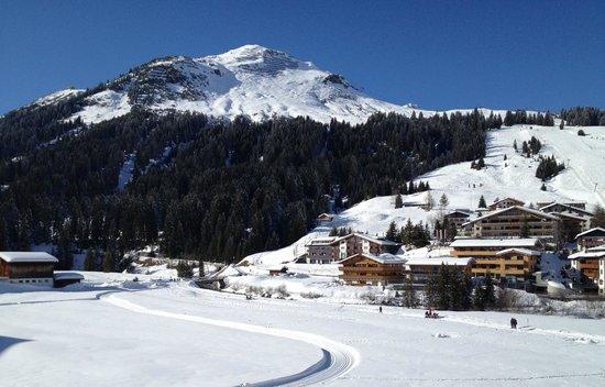Kristiania Lech: Kriegerhorn slopes (Lech)